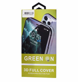 """GREEN ON  Pro 3D Glass For I-Phone 12 min 5,4"""""""