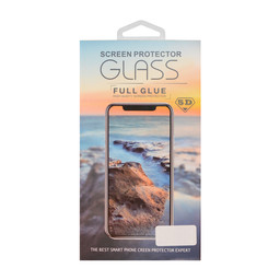 3D Glass Protector For I-Phone Xs MAX