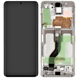 LCD SAMSUNG GALAXY S20 Plus G986F White GH82-22145B