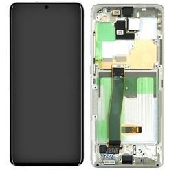 LCD SAMSUNG GALAXY S20 Ultra G988 White GH82-22271C