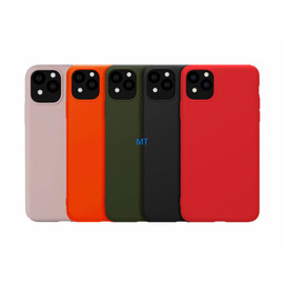 Luxe Silicone Case For I-Phone 12 Pro Max 6,7""
