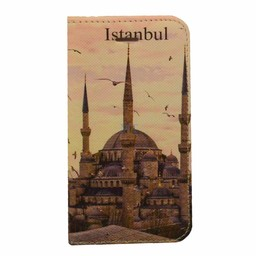 Istanbul Book Case Galaxy Note 2 N7100