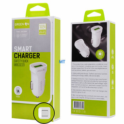 GREEN ON  GREEN ON Smart USB C Car Charger DL-C17