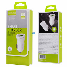 GREEN ON  GREEN ON Smart USB Port Car Charger DL-C17