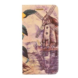 Galaxy S5 G900F Windmill Book Case