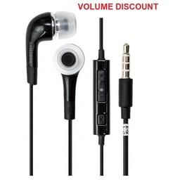 Black Stereo Headset Samsung EHS64AVFBE