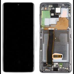 LCD SAMSUNG GALAXY S20 Ultra G988F Cosmic Grey GH82-22327B