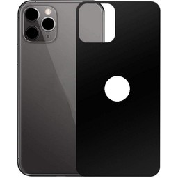 5D Glass Back Protector For I-Phone XS