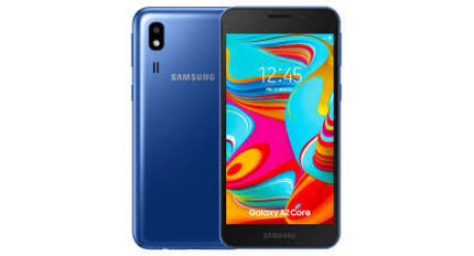 Galaxy A02 / A02 Core Series