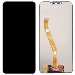 LCD For P Smart Z Black