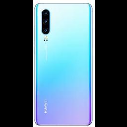 Huawei P30 lite Cover/Deksel Breathing Crystal