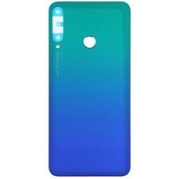 Huawei P40 Lite  E   Back Cover Deksel Aurora Blue