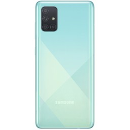 Samsung A715F Galaxy A71 Battery  back Cover / Deksel Blue