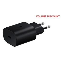 USB-C Samsung Adapter Super Fast Charging 3.0A Black EP-TA800
