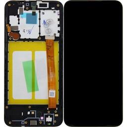 LCD Samsung Galaxy  A20s SM-A207F Display GH81-17774A Black