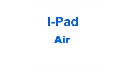 For I-Pad Air