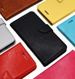 Stylish Book Case Moto G9 Plus