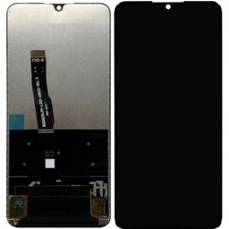 LCD For P30 Lite Black