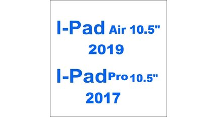 """For I-P Air 10.5"""" 2019 / I-P Pro 10.5"""" 2017"""