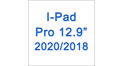 """For I-pad Pro 12.9 """"2020/2018"""