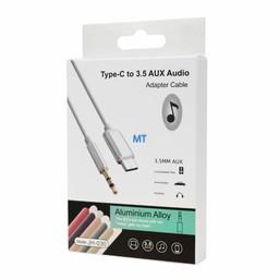 Aux Audio Cable 3.5mm Type-C