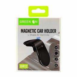 GREEN ON  Green ON Magnetic Car Holder GR12