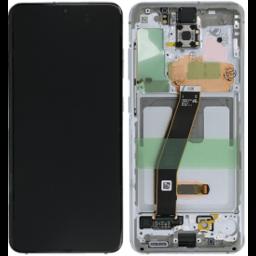 LCD Samsung Galaxy S20 G980F / S20 5G White GH82-22131B