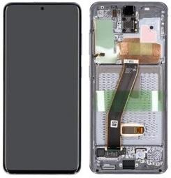 LCD Samsung Galaxy S20 G980F / G981  S20 5G Gray GH82-22131A