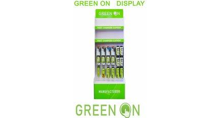Green ON Display Set