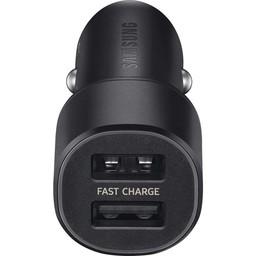 Samsung Fast Car Charger 15W Dual USB Port