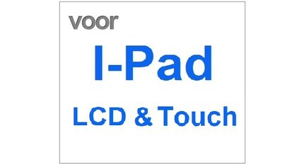 LCD & Touch For I-Pod