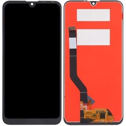 LCD  For Y7 2020 Black