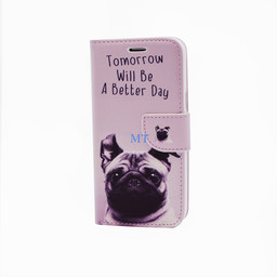 Dog tomorrow will be a better day Print Case Galaxy J7 2016