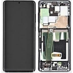 LCD SAMSUNG GALAXY S20 Ultra G988F / S20 Ultra 5G G988B  Black GH82-22327A