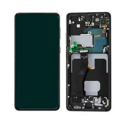 LCD Samsung Galaxy S21 Ultra G998B Black GH82-26035A