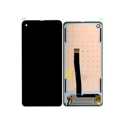 LCD Samsung Galaxy Xcover Pro G715F Black GH82-22040A