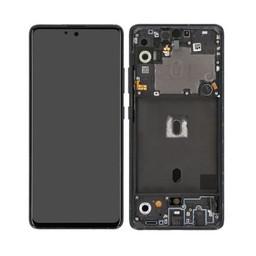 5G LCD Samsung Galaxy A51 5G  A516 Black GH82-23100A