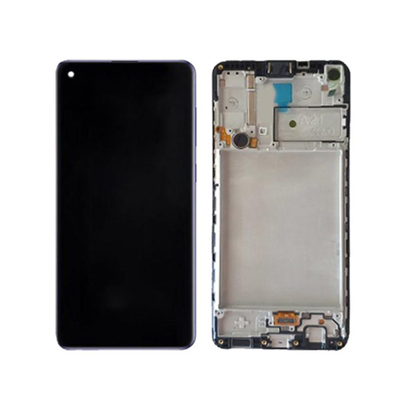 LCD Samsung Galaxy  A22  4G  2021  A225  GH82-25944A Black
