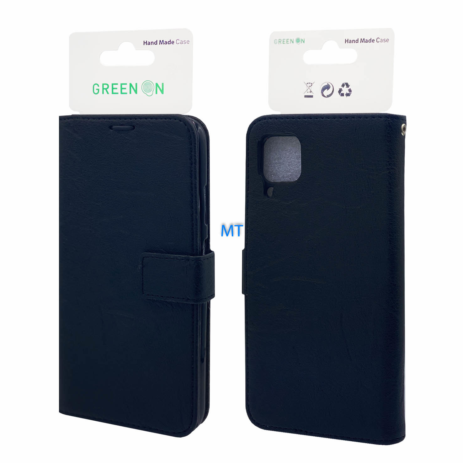 GREEN ON  GREEN ON Luxury Book Case OPPO A5 2020