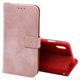 GREEN ON  GREEN ON Luxury Book Case Xiaomi Redmi Note 9