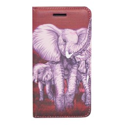 Elephant Book Case Galaxy S6 Edge G925