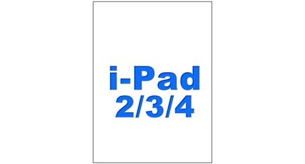 For I-Pad 2/3/4