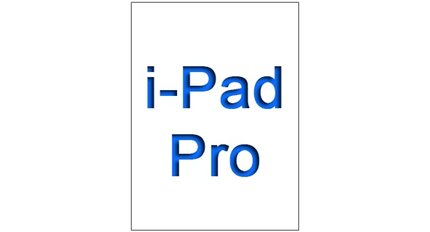 For I-Pad Pro