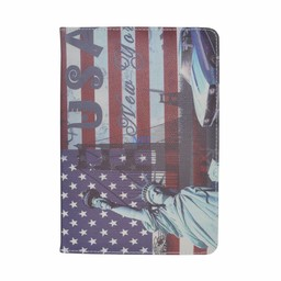 States Of America Universel Case 360 Rotation (9 Inch)