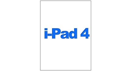 For I-Pad 4