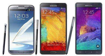 Galaxy Note-serien