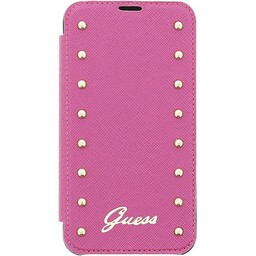 Guess Studded Galaxy S5 (G900F) Book Case (GUFLBKS5SAP)