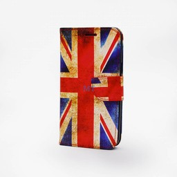 UK Flag Print Case Galaxy J7 (J700F)
