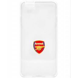 FC Arsenal Clear TPU Case IPhone 6/6S