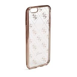 Guess TPU Transparant Iphone 7 Plus
